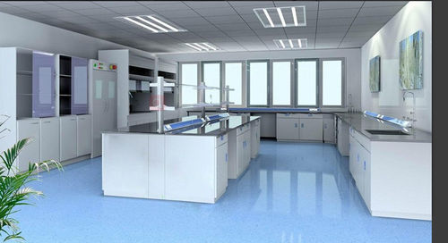 Laboratory design should rationalize space