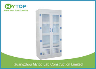 PP Laboratory Chemical Storage Cabinets For Strong Acid And Volatile Goods