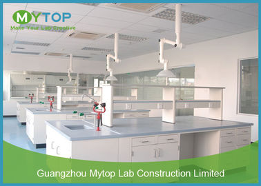 China Multi Function ESD Worktop Modular Lab Benches With Sinks For Physical Laboratory supplier