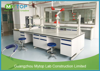 Steel F Frame Science Laboratory Furniture High Temperature Resistance Dust Proof