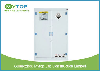 PP Laboratory Chemical Storage Cabinets For Hospital Acid and Alkali Storage
