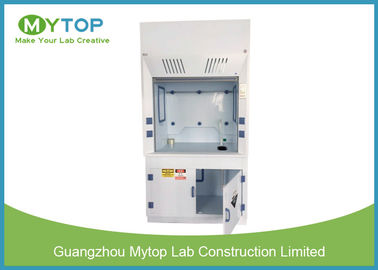 Full PP Chemical Fume Hood For School and University Chemistry Laboratory