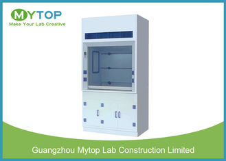 Akali Resistance PP Chemical Ducted Fume Hood For Pharmacy Lab Factory