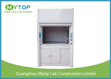 Metal Fume Hood For Chemical Laboratory 5 Feet , Safety