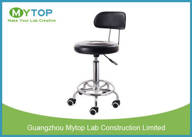 Groovy Esd Laboratory Chairs And Stools With Back Support For Machost Co Dining Chair Design Ideas Machostcouk
