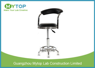 University Laboratory PU Surface Height Adjustable ESD Laboratory Stool For Student