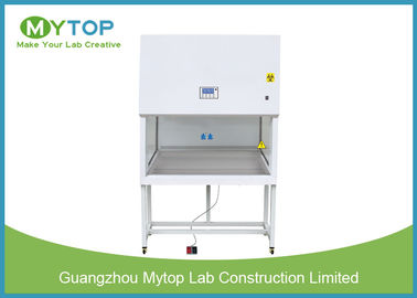 Stainless Steel Class II A2 Biological Safety Cabinet Biosafety Hood 700 W