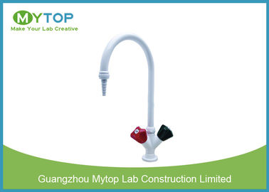 Brass Material Hot And Cold Water Tap For Lab Water Supply Chemical Resistant