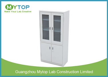 Durable Laboratory Flammable Storage Locker For Hospital Document / Files