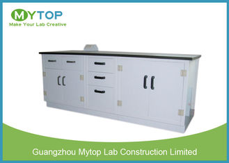 Acid Resistance Science Laboratory Furniture , PP Chemistry Lab Working Table