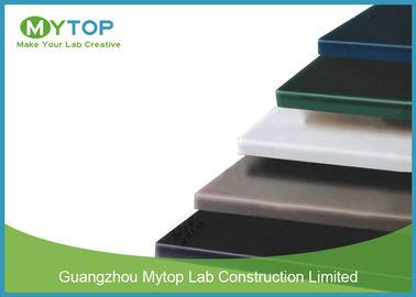 Chemical Resistant Epoxy Resin Laboratory Countertops For Lab Working Table