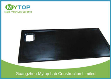 Anti - Bacteria Epoxy Resin Worktop Countertops For Chemical Fume Cupboard