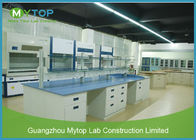 Corrosion Resistance Modern Laboratory Furniture Ceramic Worktop For Pharmacy