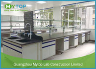 China Chemical Biology Science Lab Workstations Modular Lab Furniture With Aluminum Handle company