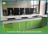 China All Steel Science Lab Tables With Sinks , General Lab Systems Furniture company