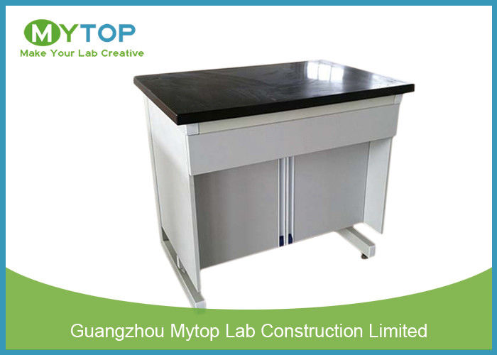 Modern Lab Anti Vibration Table For Analytical Balance With 40 Mm Marble  Worktop