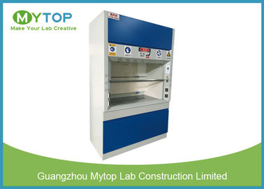 Ducted Fume Cupboard For Chemical Exhaust Extraction / School and Research Institute